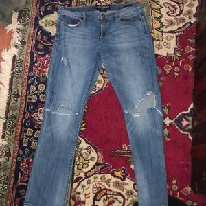 Lucky Brand 'Sweet' n straight' jeans